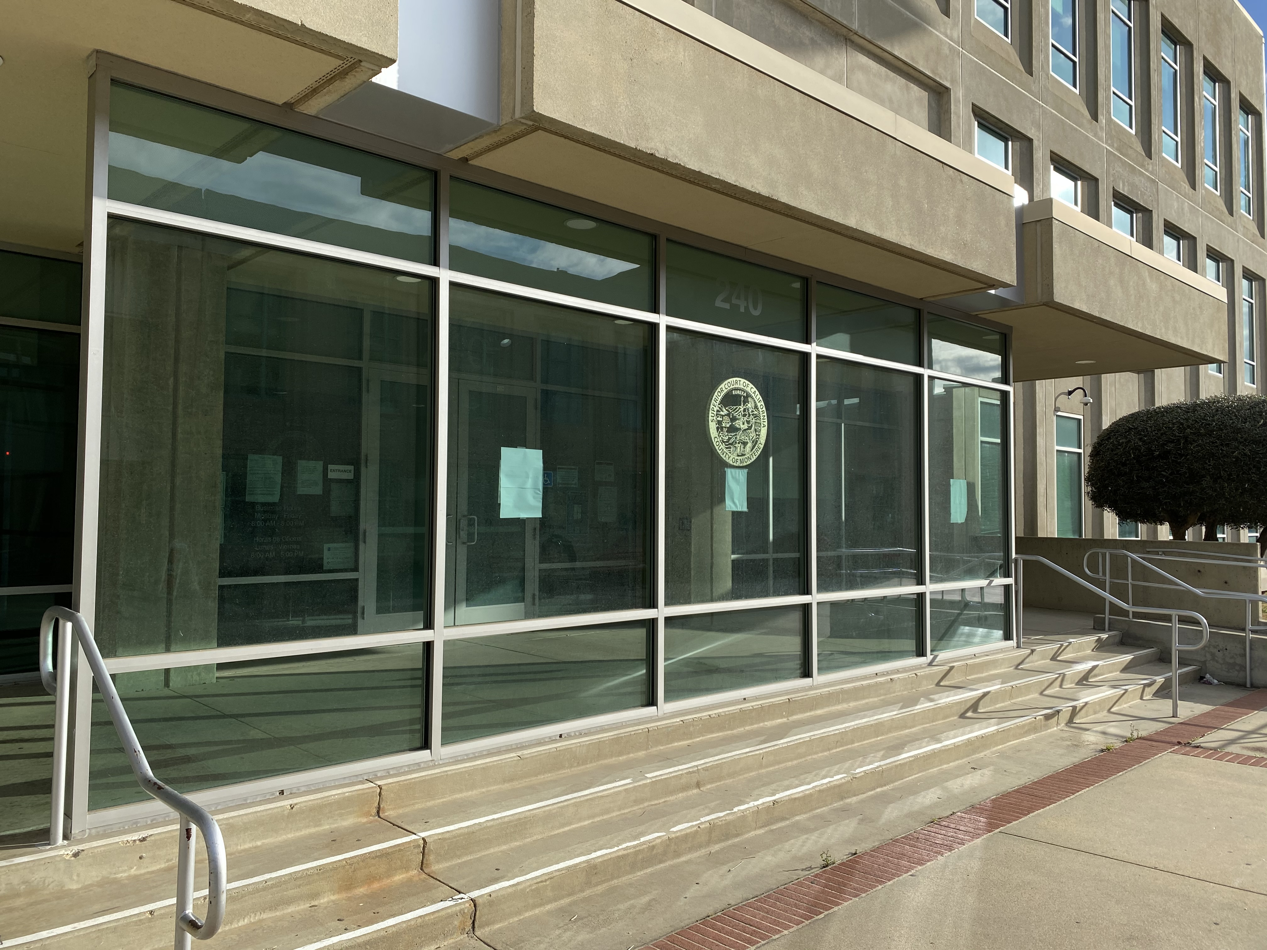 Covid 19: Monterey County Superior Court Issues Revised For Monterey County Superior Court Schedule