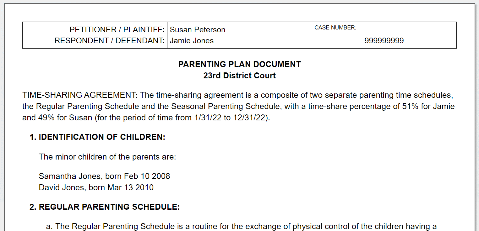 Custody Calendars & Schedules Explained: Do You Know The In Superior And District Court Calendars