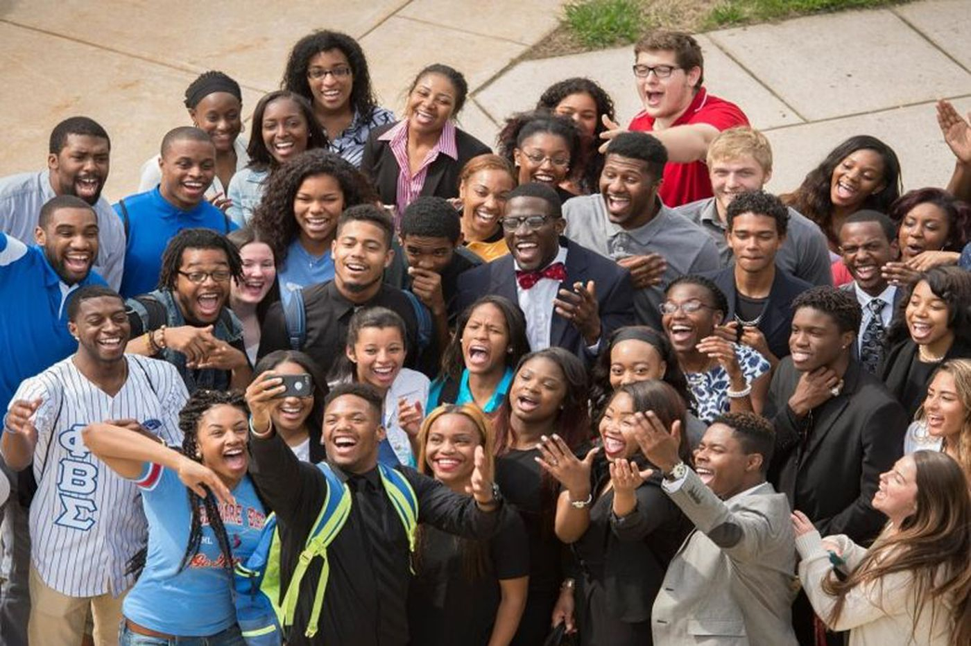 Delaware State, Historically African American, Bucks The Within Delaware State University Dreamers