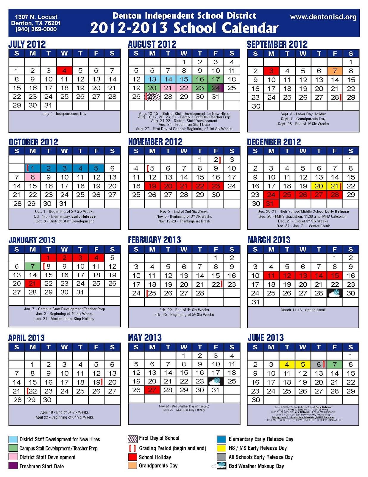 Denton Isd School Calendar Inside Brownsville Bisd School District Calendar