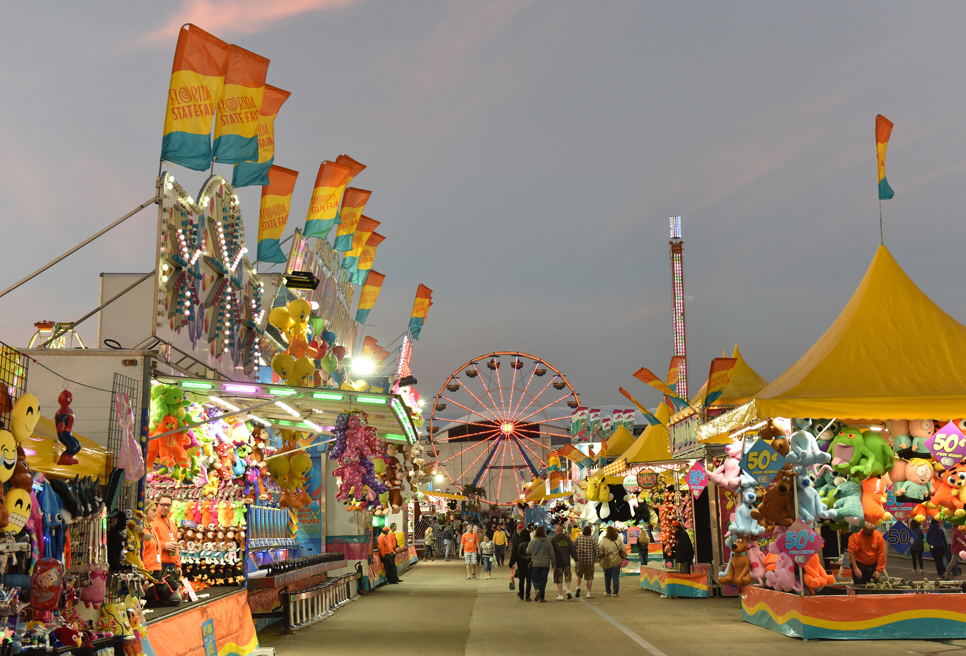 Discounted Florida State Fair Tickets Still Available At Regarding Florida State Fairgrounds Schedule Of Events