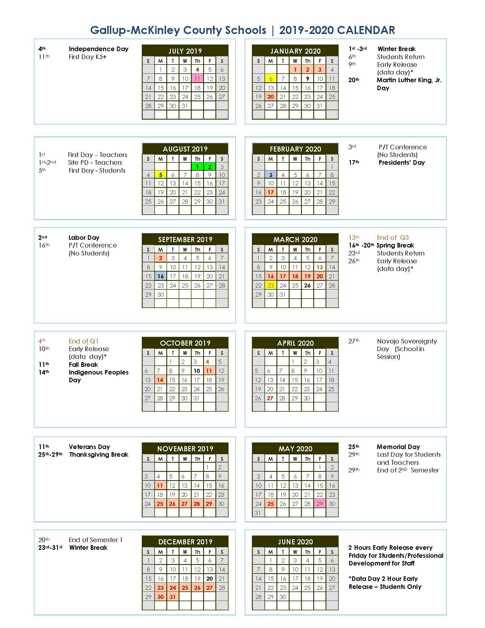 District School Year Calendar/graduation Dates – Parents in Mifflin County School District Calender 20-21