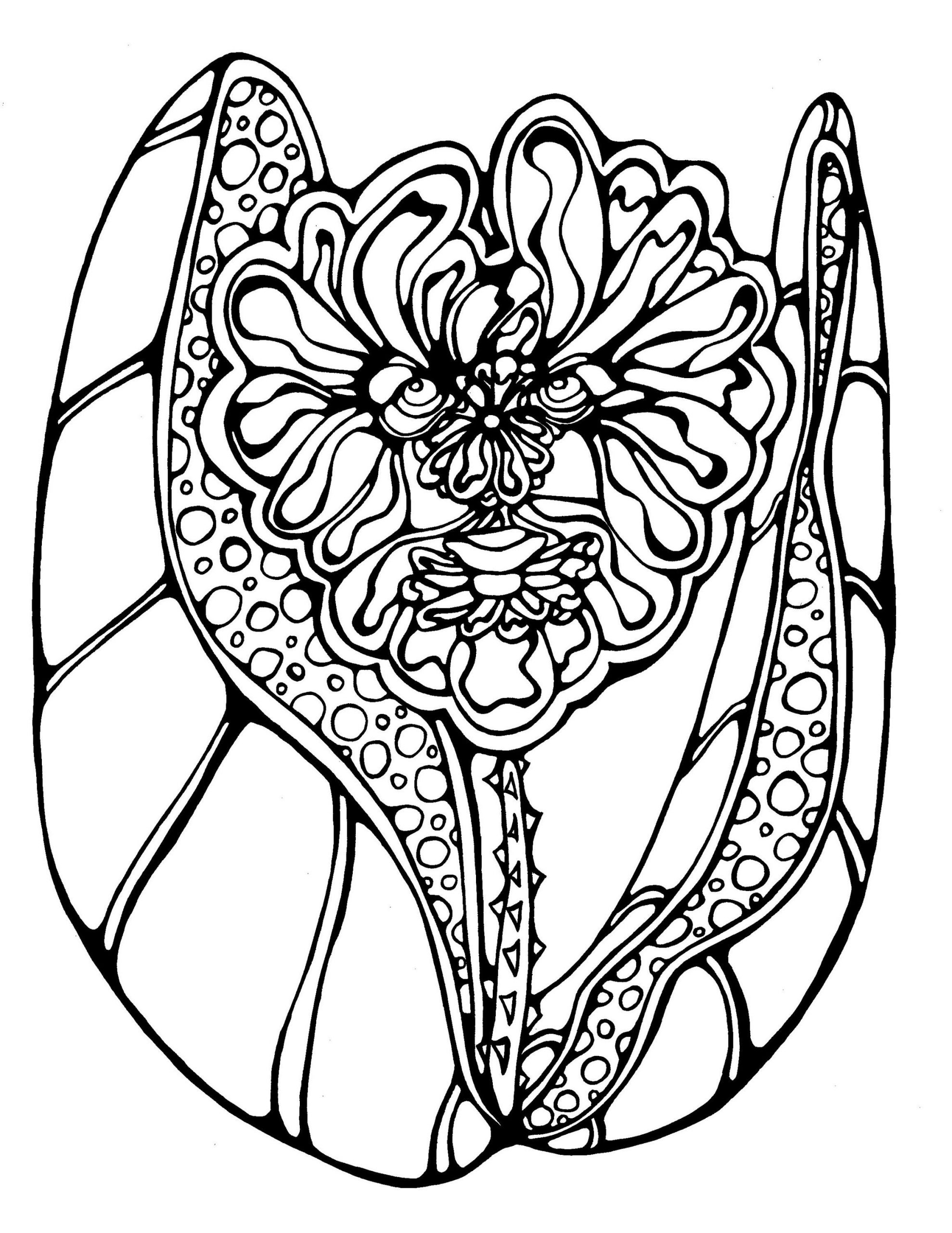 Downloadable Coloring Book Page, Plant Man With Printables Pictures Of Mens On A Mission