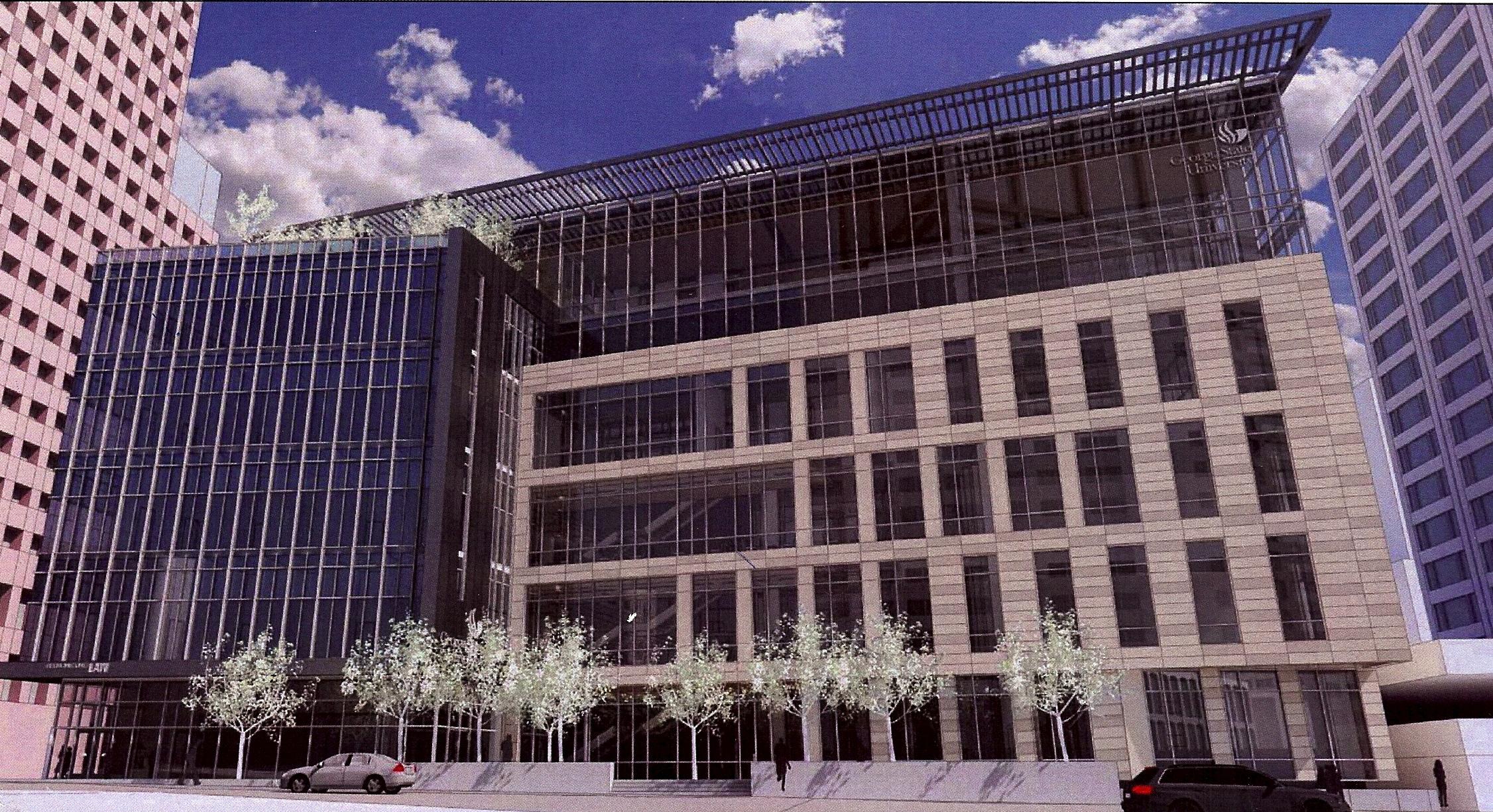 Downtown Atlanta's Georgia State University – Georgia Globe throughout School Holidays At Georgia State University