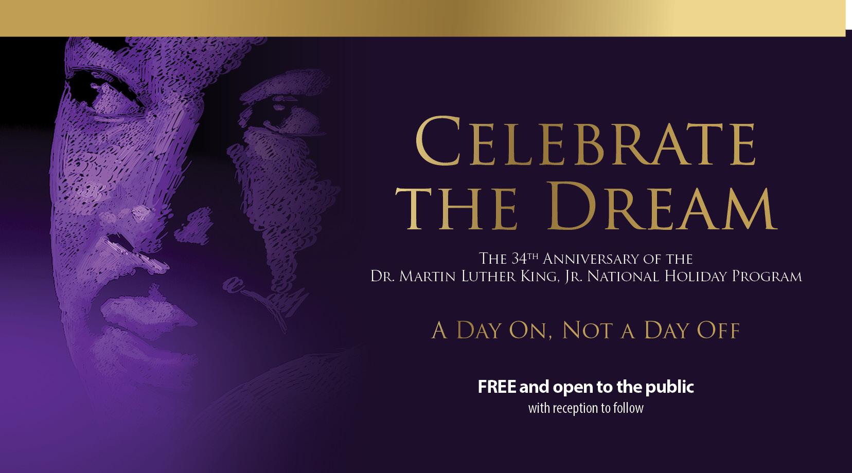 Dr. Martin Luther King Jr. Celebration Program   Delaware With Delaware State University Holiday Schedule