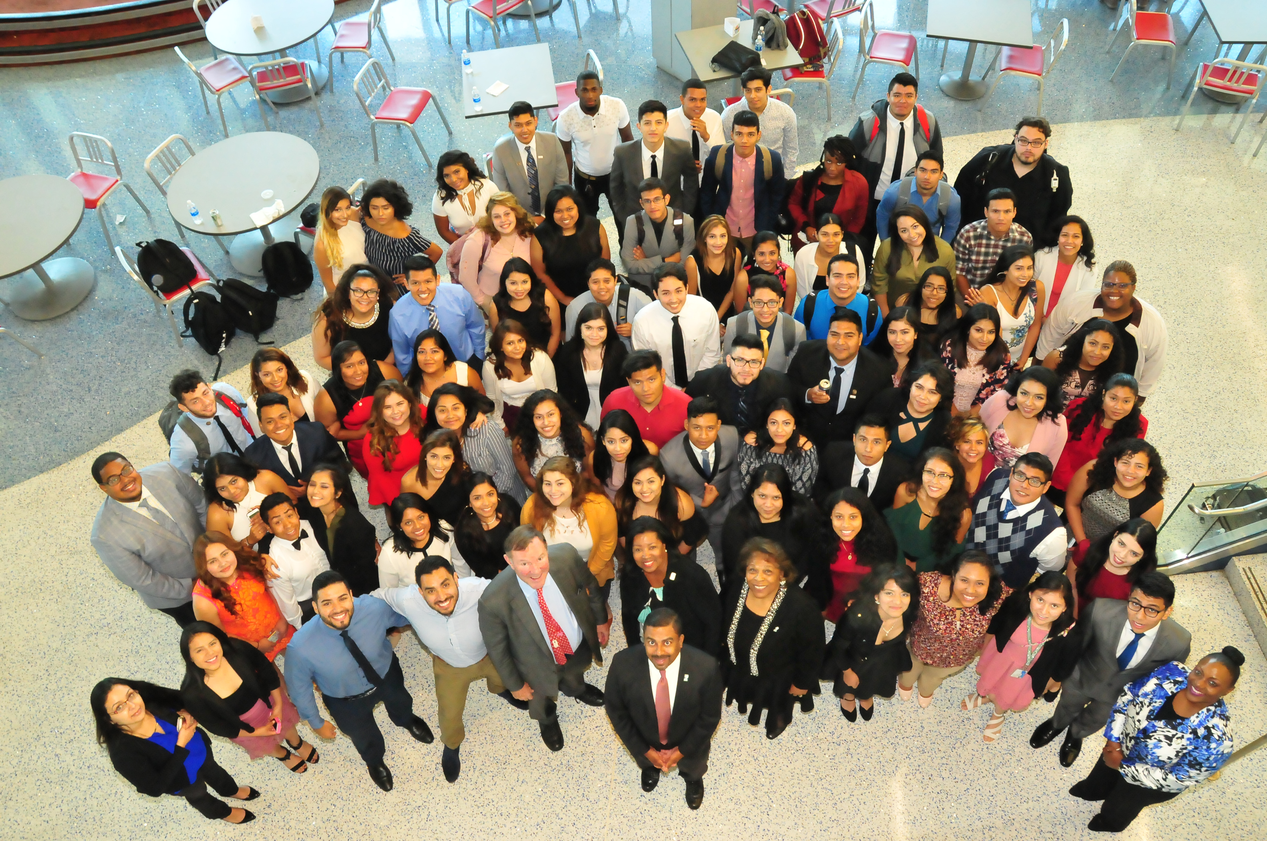 Dsu And Del. Gov. Welcome Dreamers | Delaware State University With Regard To Delaware State University Dreamers