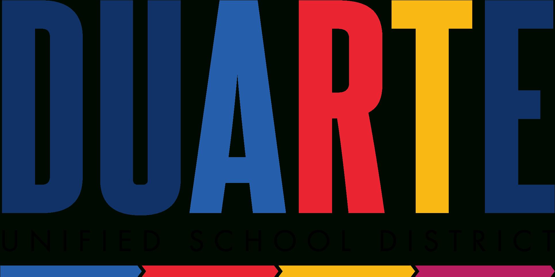 Duarte Unified School District – Duarte Unified School Logo Intended For Kenosha United School District Calendar