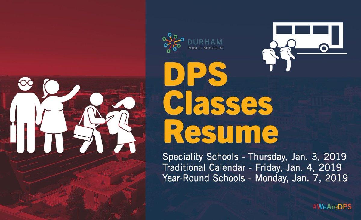 """Durham Public Schools On Twitter: """"#happynewyear! #wearedps Inside Durham Public Schools Traditional Calendar"""