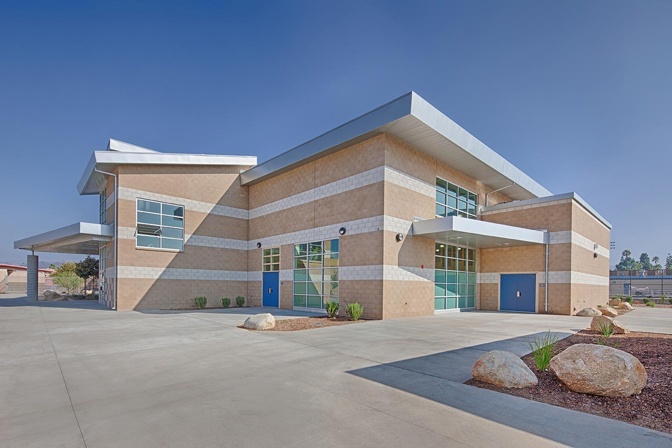 El Cajon Valley High School - Sprotte+Watson Inside El Cajon School District Holiday Schedule