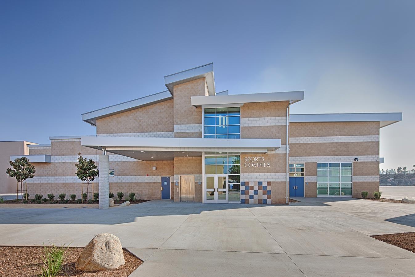 El Cajon Valley High School - Sprotte+Watson Throughout El Cajon School District Holiday Schedule
