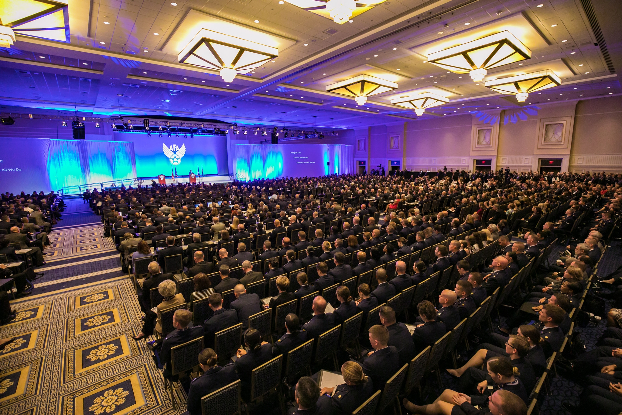 Events - Air Force Association intended for Orlando Convention Center Schedule September 2021