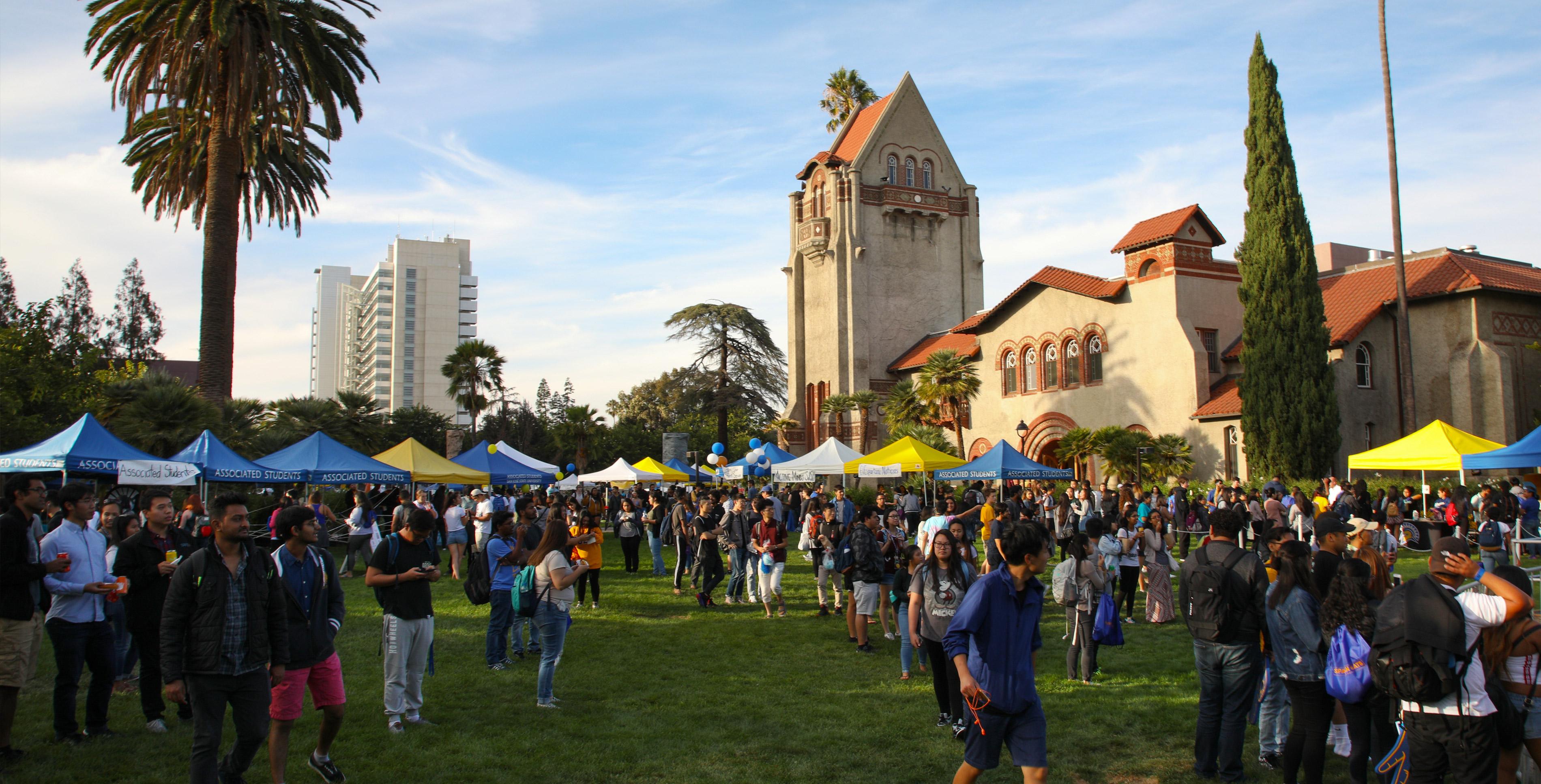 Events | Campus Life inside San Jose State University Academic Calendar