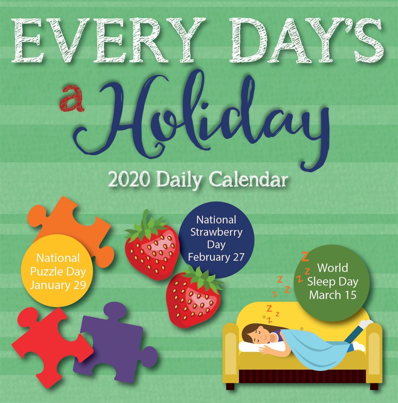 Everydays A Holiday | Calendar Club With Regard To Everydays A Holiday Calendar
