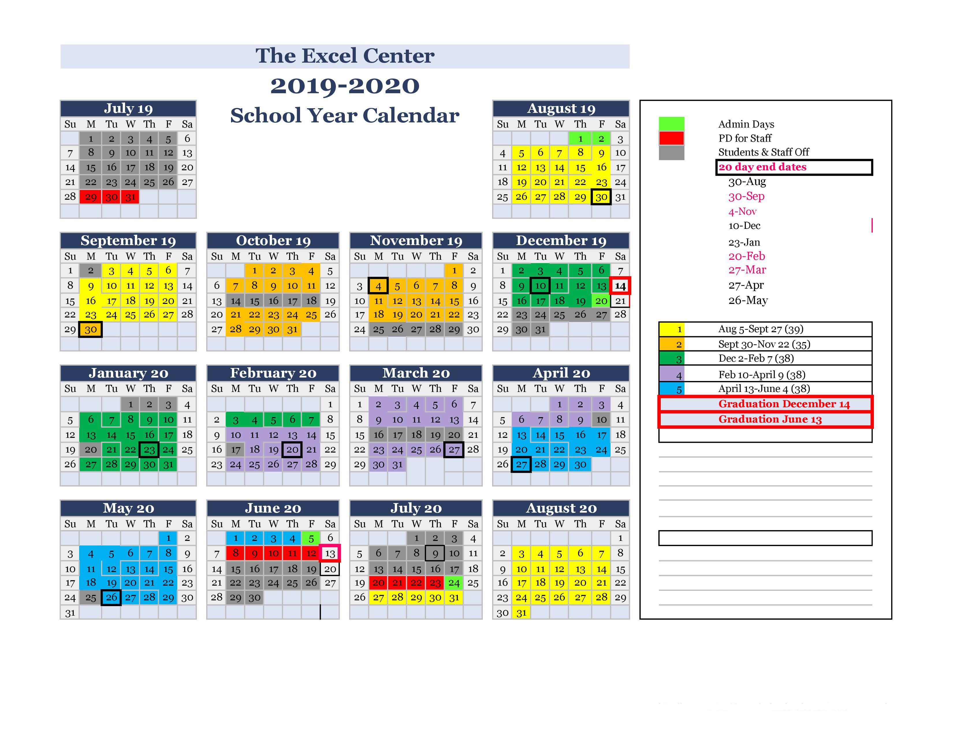 Excel Center Board Meeting Notice & Archives — Memphis Within University Of Memphis School Calendar