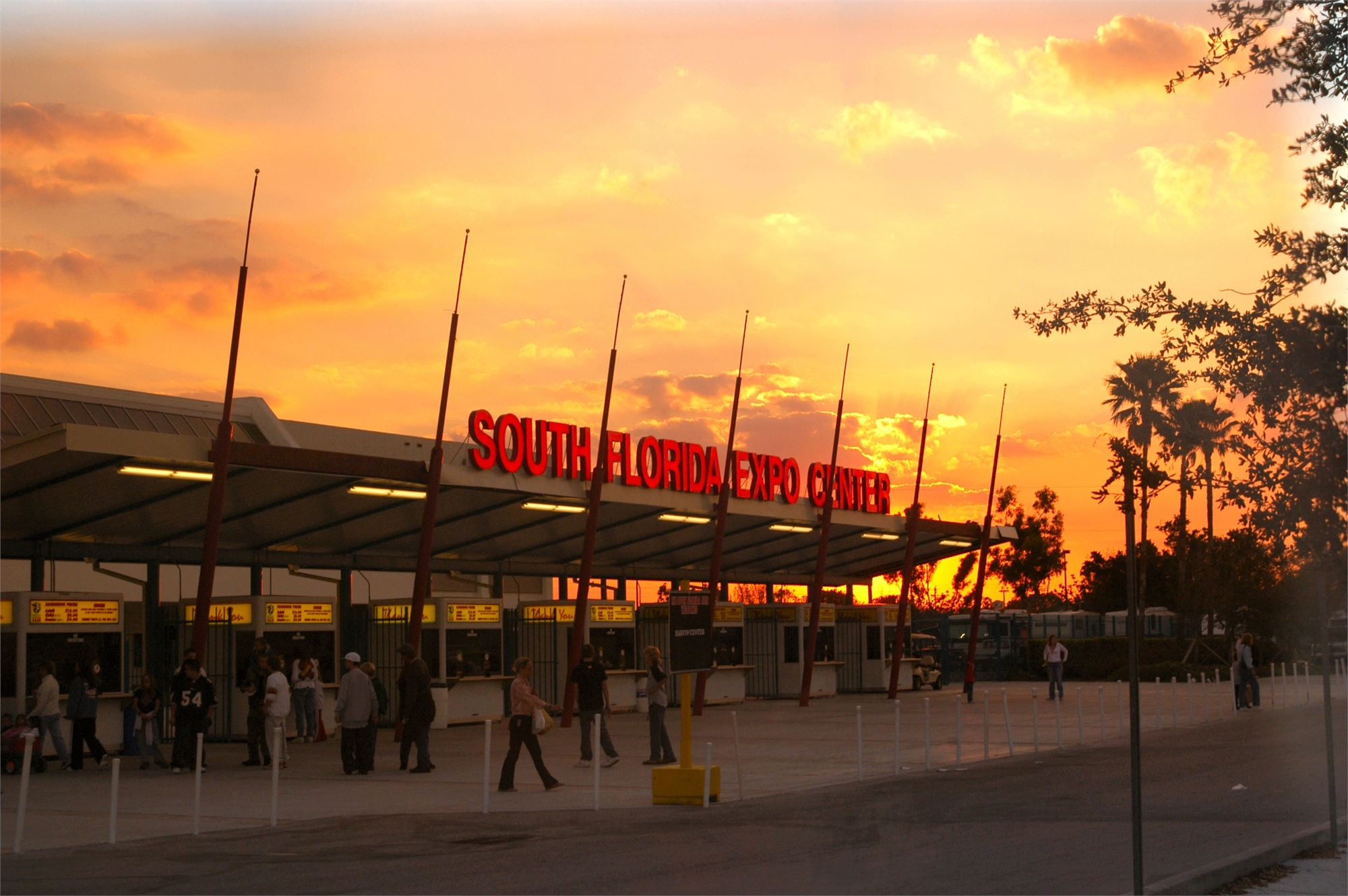 Expo Center At The South Florida Fairgrounds inside South Florida Fairgrounds Schedule