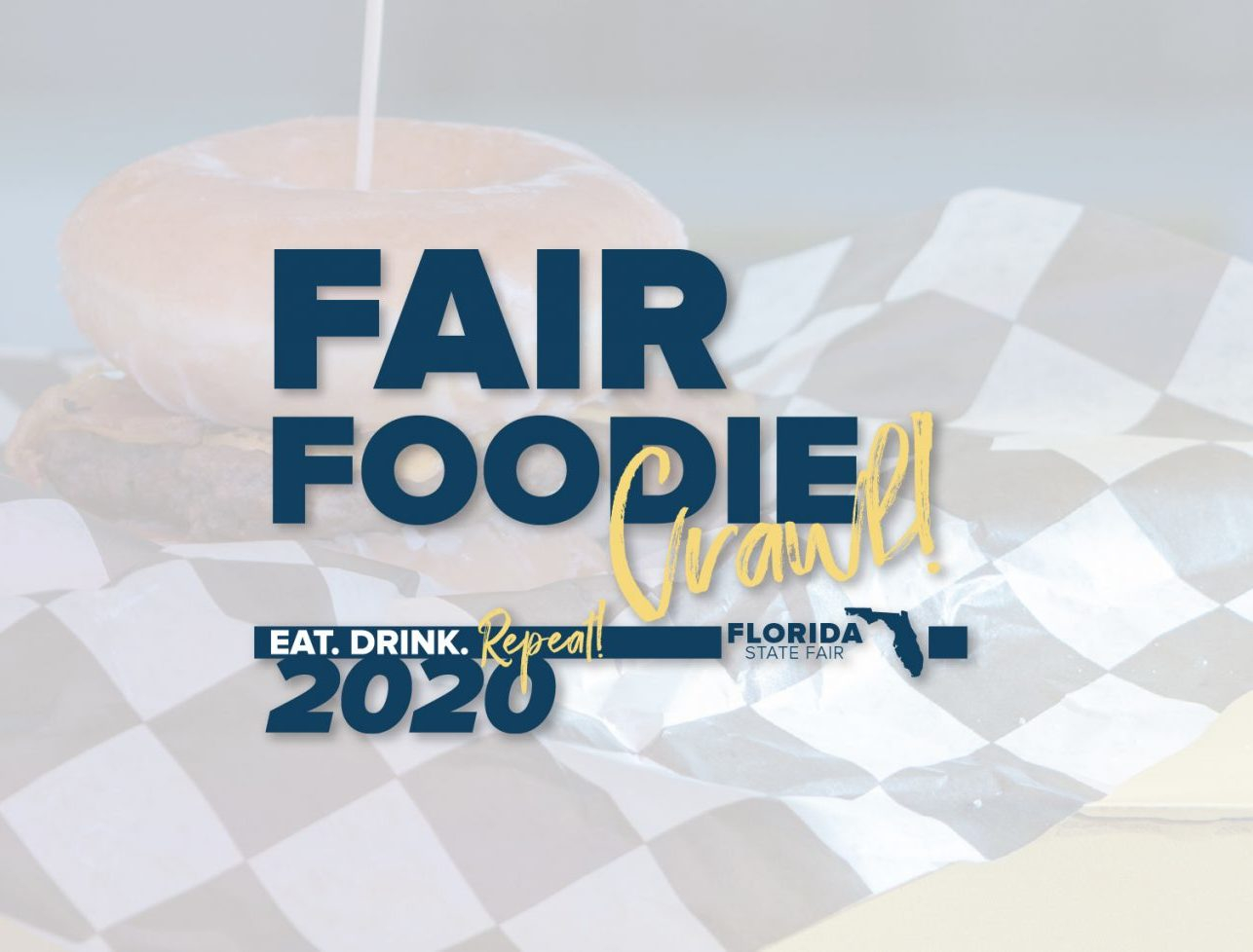 Fair Foodie Crawl - Florida State Fair With Regard To Florida State Fairgrounds Calendar Of Events
