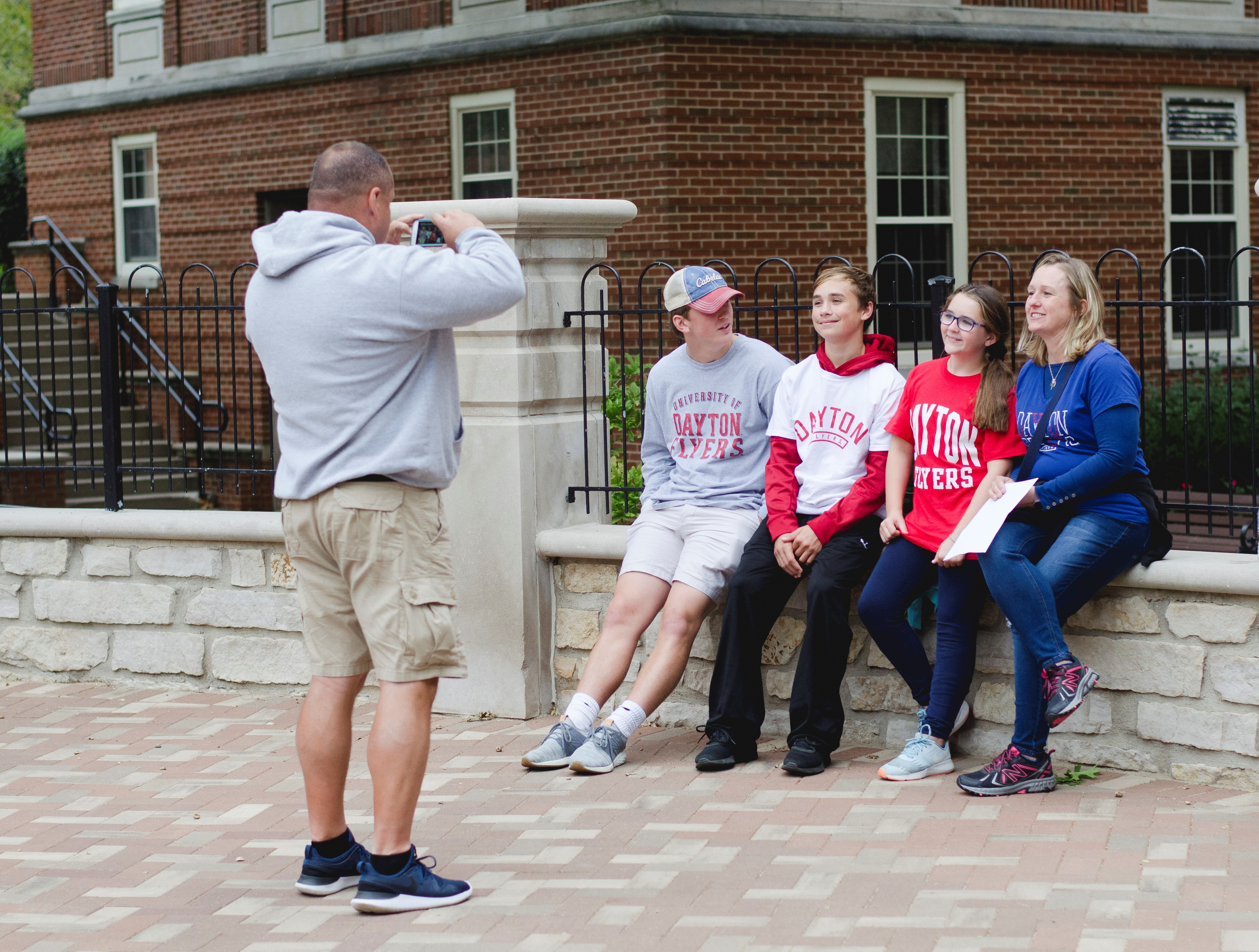Family Weekend Overview : University Of Dayton, Ohio For University Of Dayton School Calendar