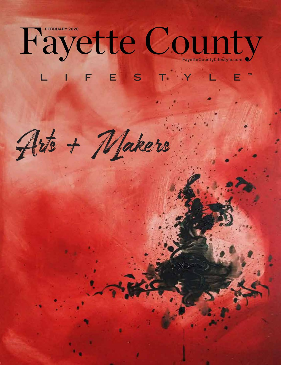 Fayette County, Ga February 2020Lifestyle Publications Pertaining To Fayette County Georgia Public School Calendar