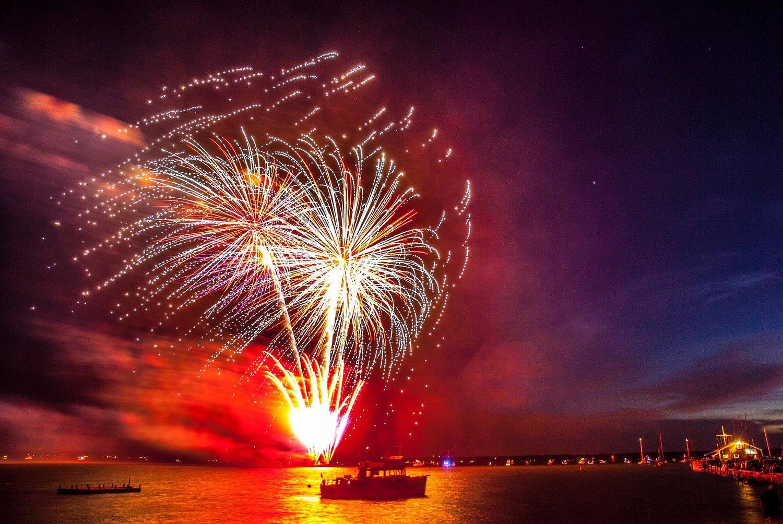 Fireworks Displays Around Long Island - Long Island Weekly throughout Huntington Beach Fireworks Calendar