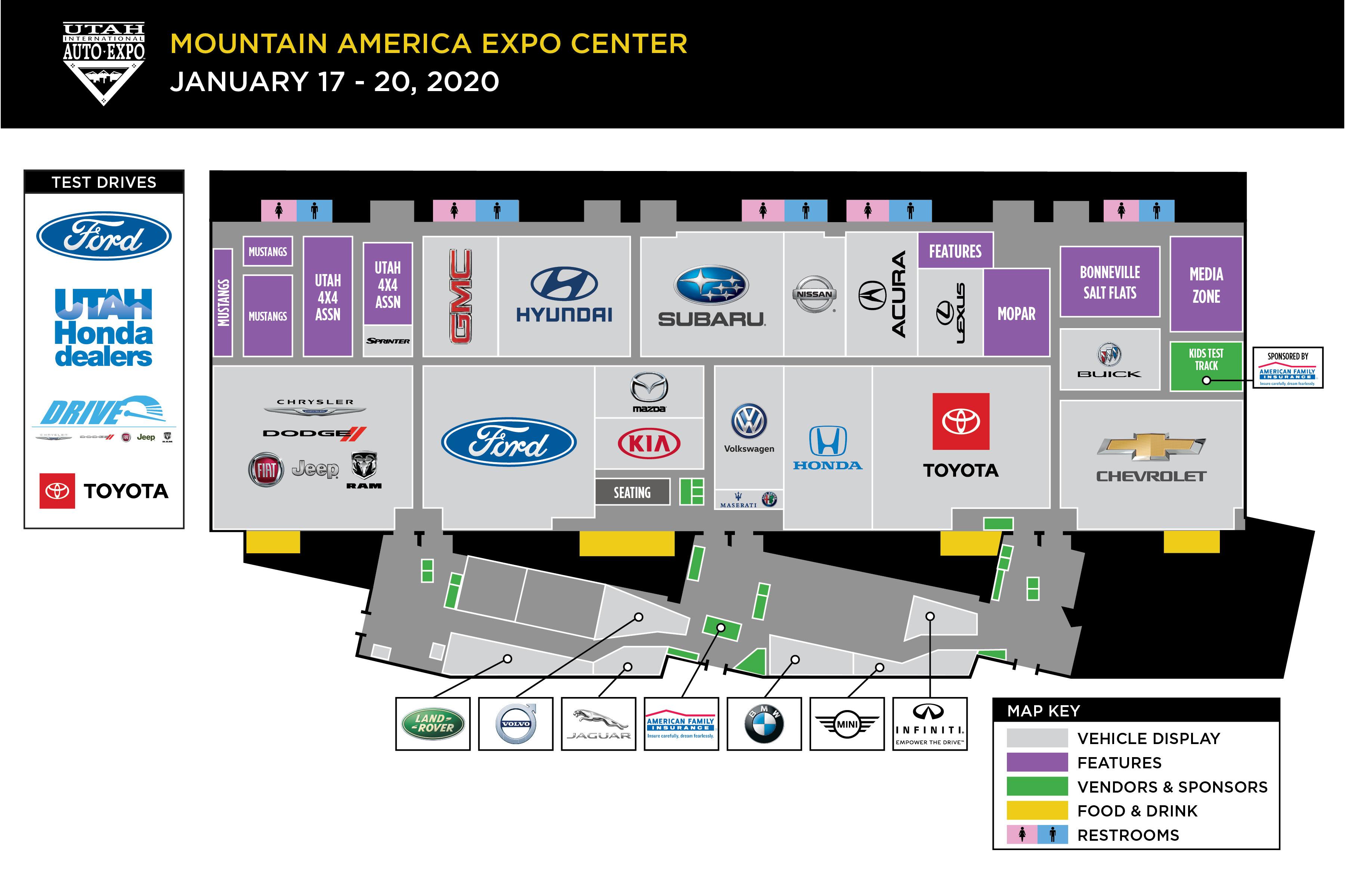 Floorplan Within South Town Expo Schedule Utah