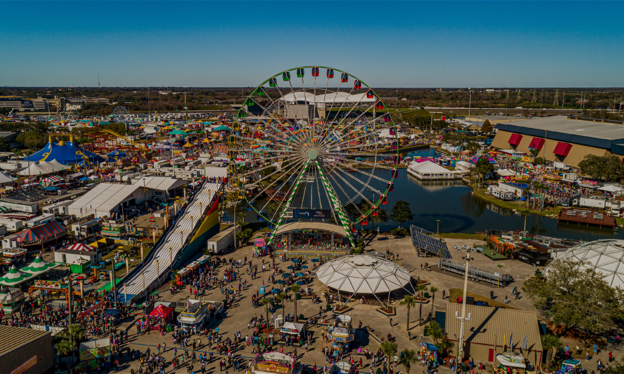 Florida State Fairgrounds: Find Your Fun In The Sun! Pertaining To Florida State Fairgrounds Events