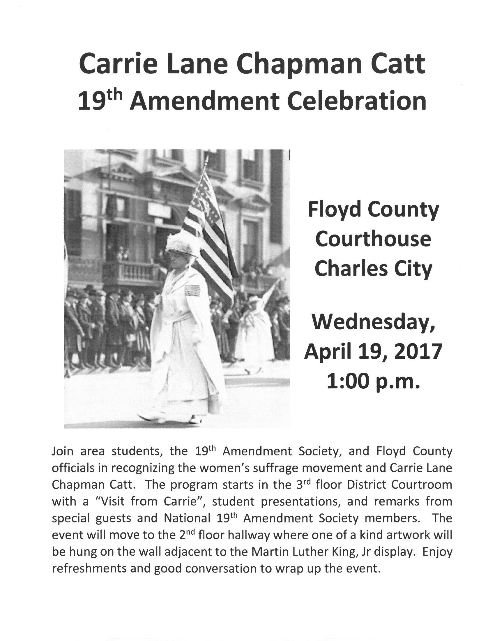 Floyd County, Ia - Official Website For Lane County Trial Calendar