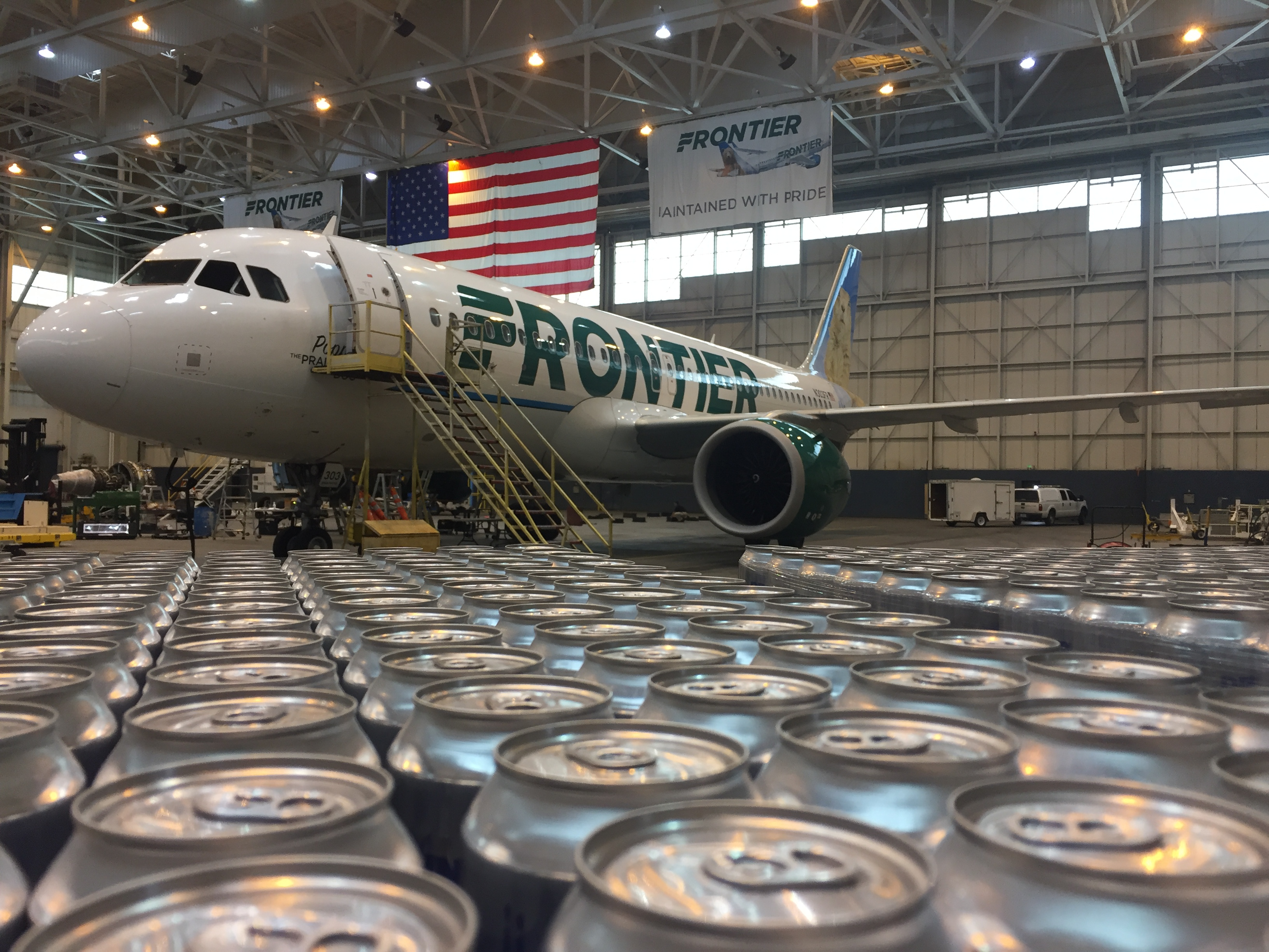 Frontier Airlines And Oskar Blues Brewery Partner To Fly Pertaining To Frontier Airlines Monthly Calendar