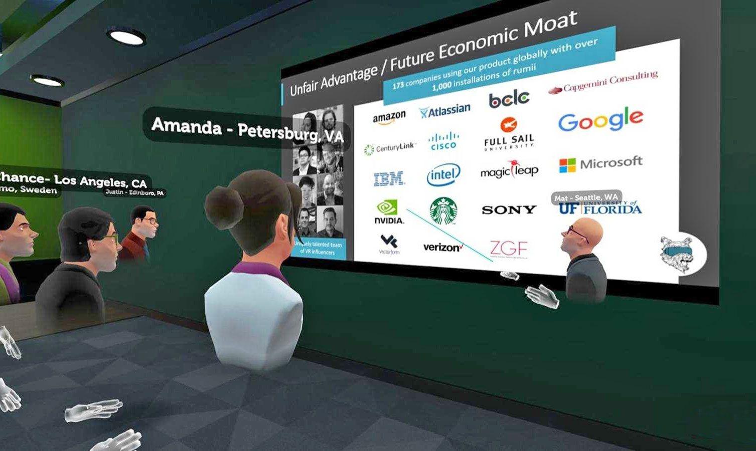 Full Sail Taps Vr To Help Online Students Feel Less Isolated For Full Sail University Class Schedule