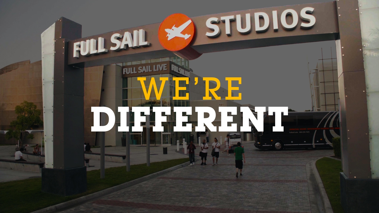 Full Sail University – Обучение За Рубежом Pertaining To Full Sail University Winter Break