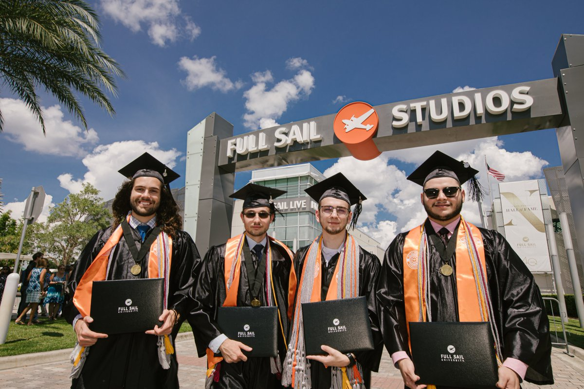 """Full Sail University On Twitter: """"when Is Your Expected In Full Sail University Holiday Schedule 2021"""
