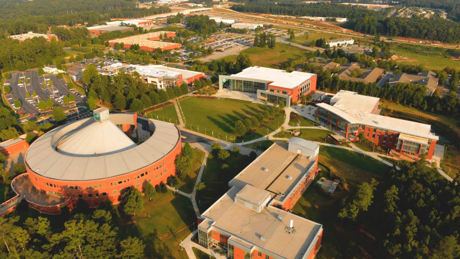 Georgia Gwinnett College | Cappex intended for Georgia State Perimeter Campus School Calander
