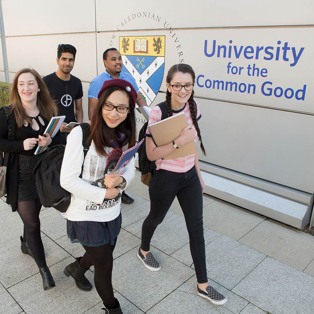Glasgow Caledonian University: The University For The Common Within University Of Glasgow Schedule A