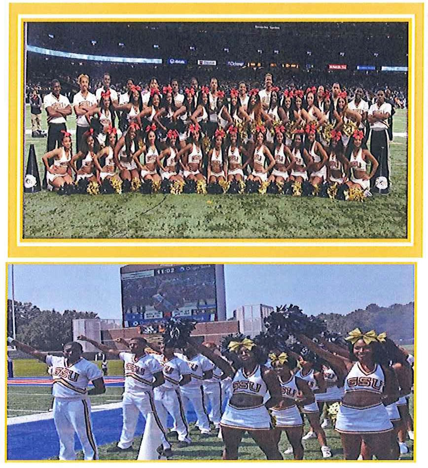 Grambling State University – Cheerleaders Intended For Grambling State University Orchestra Calendar