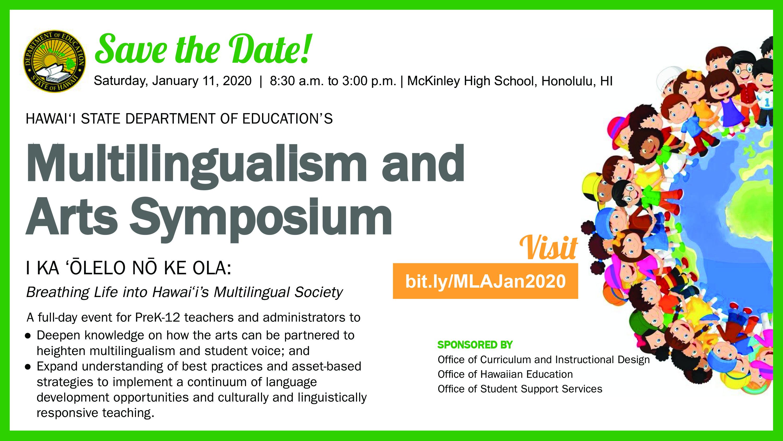 Hawaii Doe   Multilingualism Within Doe State Of Hawaii School Calendar