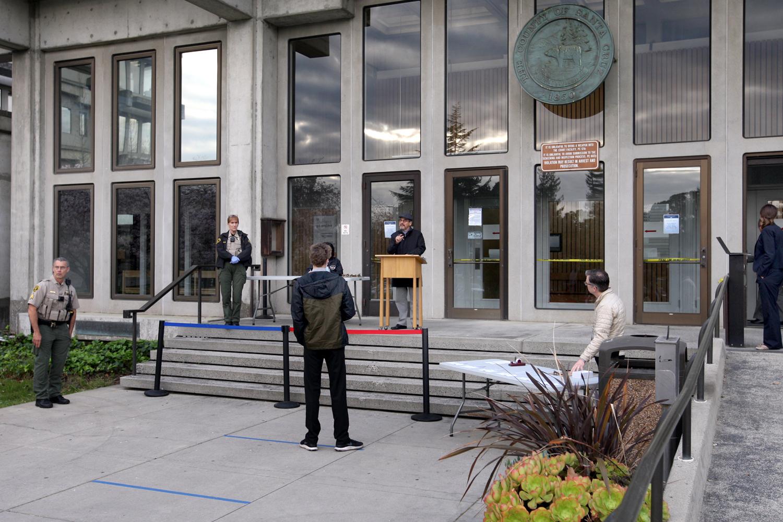 Holding Court In Time Of Coronavirus – Santa Cruz Sentinel Intended For Monterey County Court Calendar