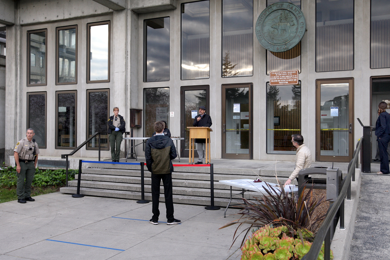 Holding Court In Time Of Coronavirus – Santa Cruz Sentinel Pertaining To Monterey County Superior Court Schedule