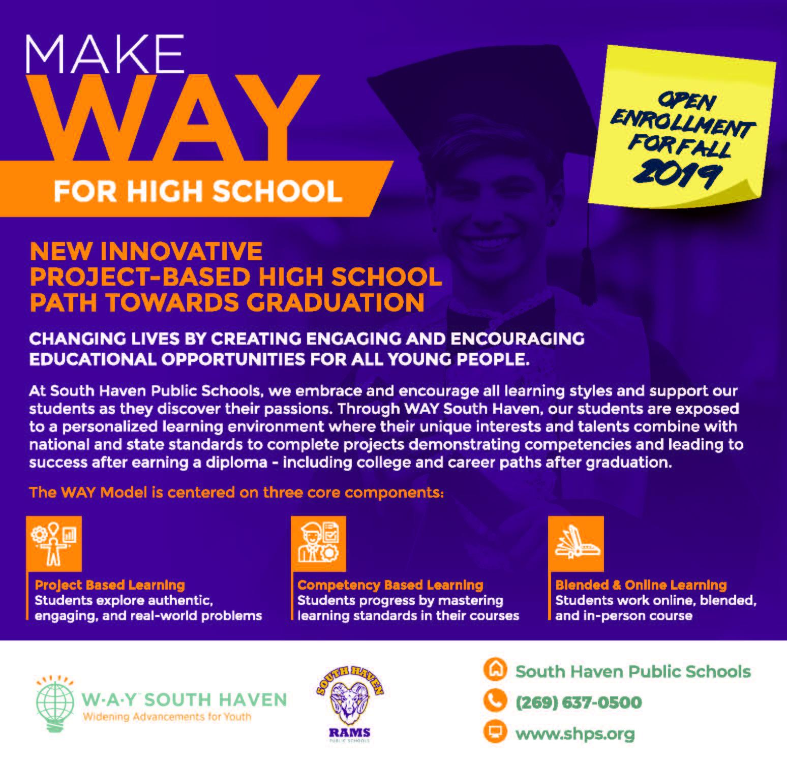 Home – South Haven Public Schools Regarding Grand Haven High School Clendar