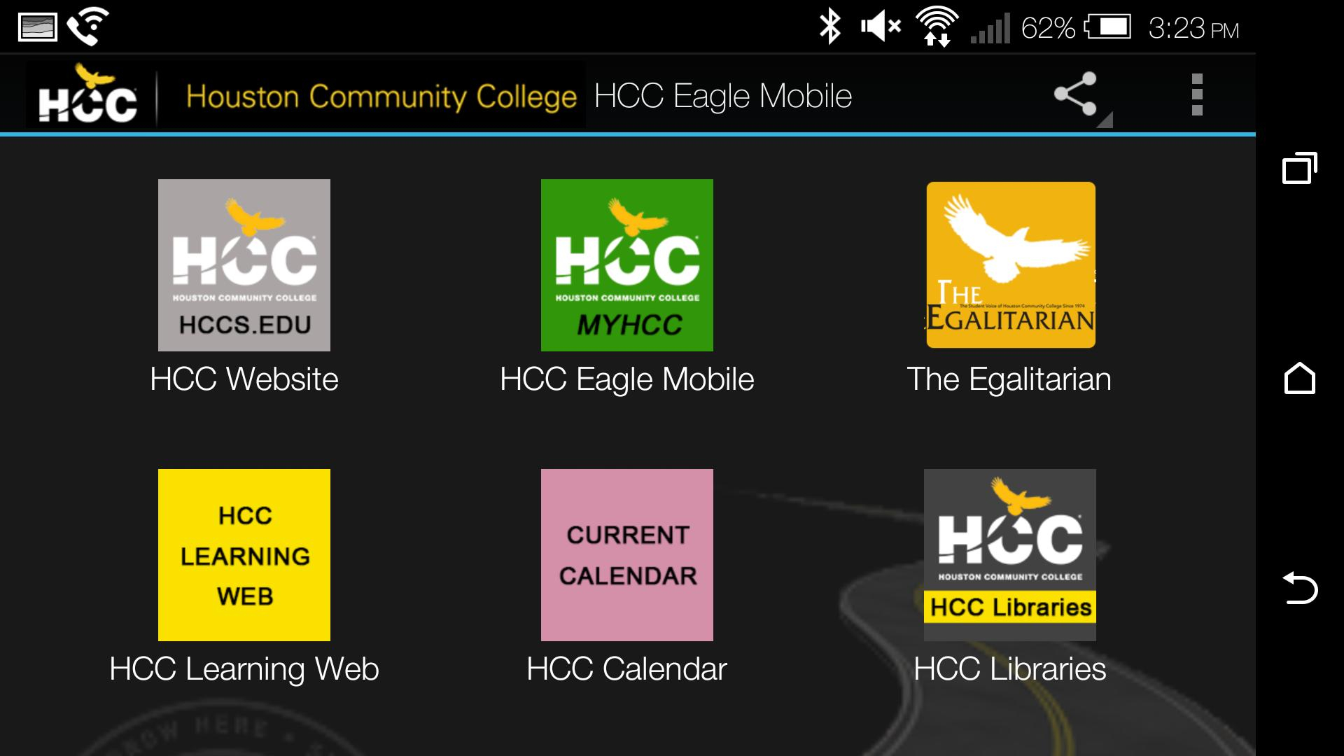 Houston Community College For Android – Apk Download With Regard To Houston Communiry College Calender