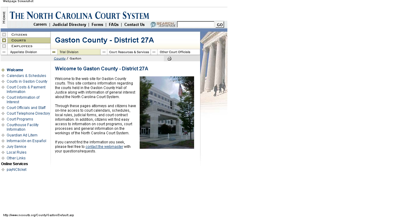 How Do I Find My Court Date If I Don't Have My Ticket Within Find My Nc Court Date Query By Defendant Name