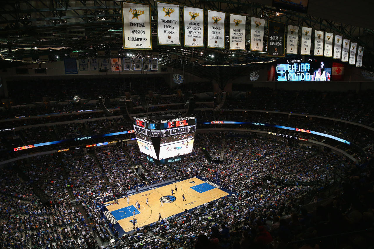How Pro Sports Teams Can Share Their Space | New Hampshire for American Airlines Center Printable Calendar