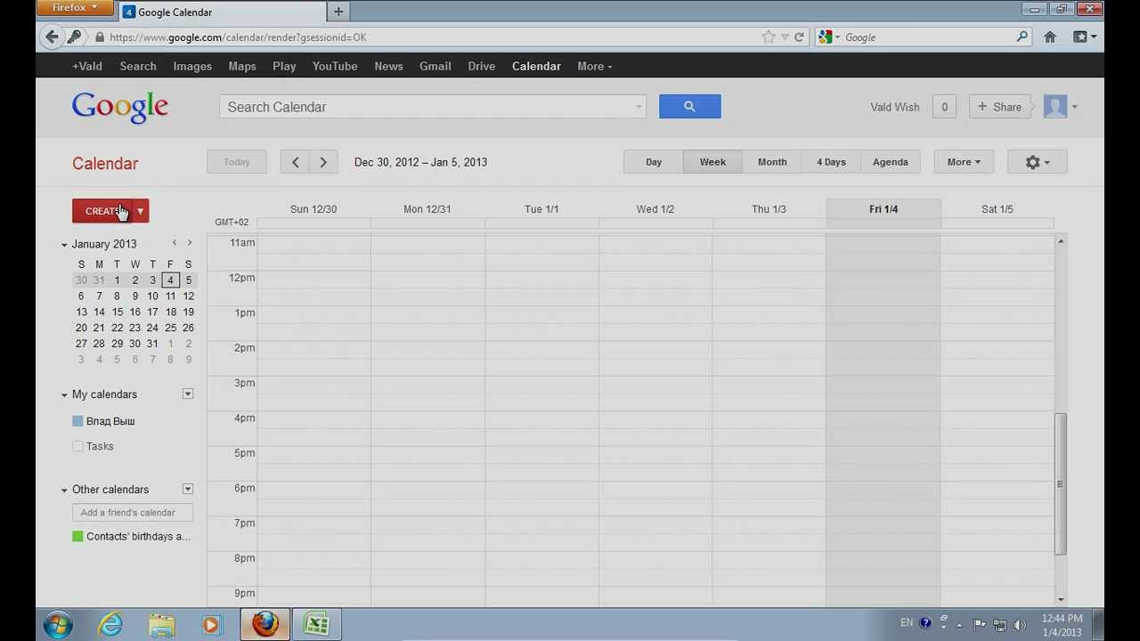 How To Export Excel To Google Calendar Regarding Convert Excel To Calendar View
