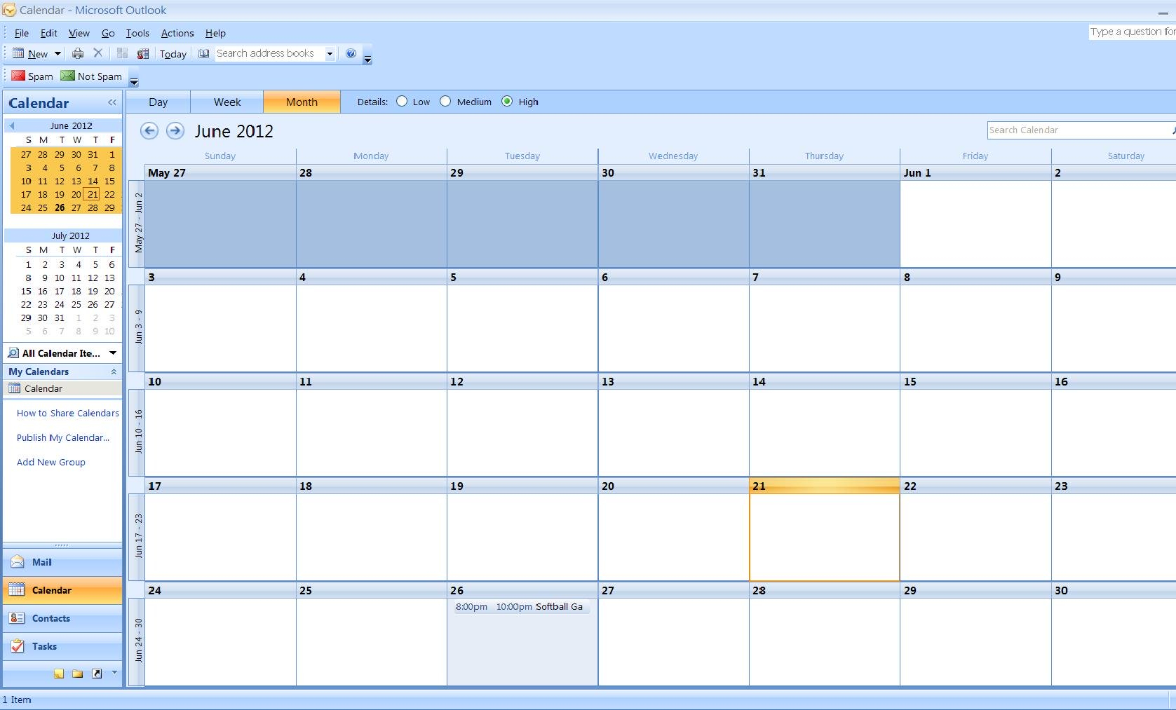 How To Import A Calendar From Excel To Outlook   Turbofuture Pertaining To Convert Excel To Calendar View