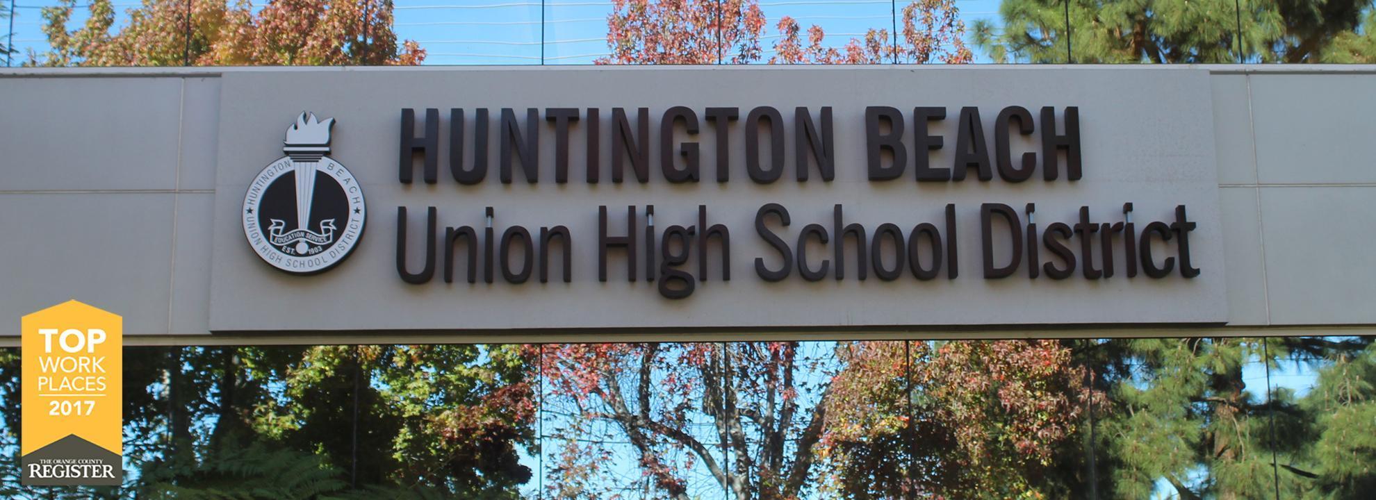 Huntington Beach Union High School District Intended For Fvhs School Calendar