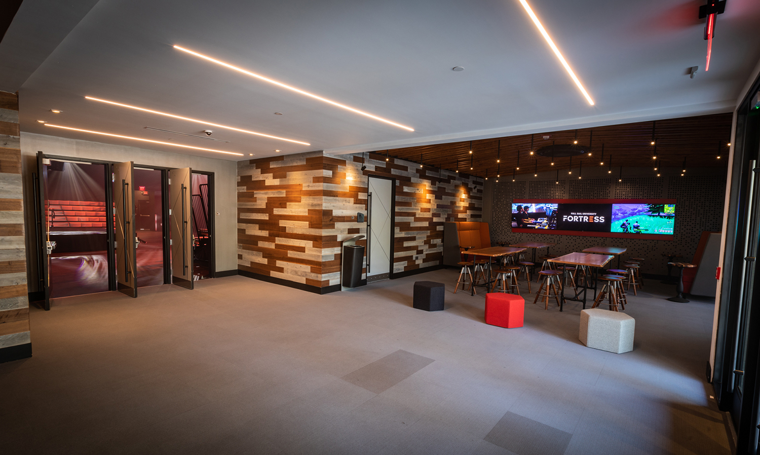 Inside Full Sail University's 'the Fortress' — The Largest Throughout Full Sail University Calendar