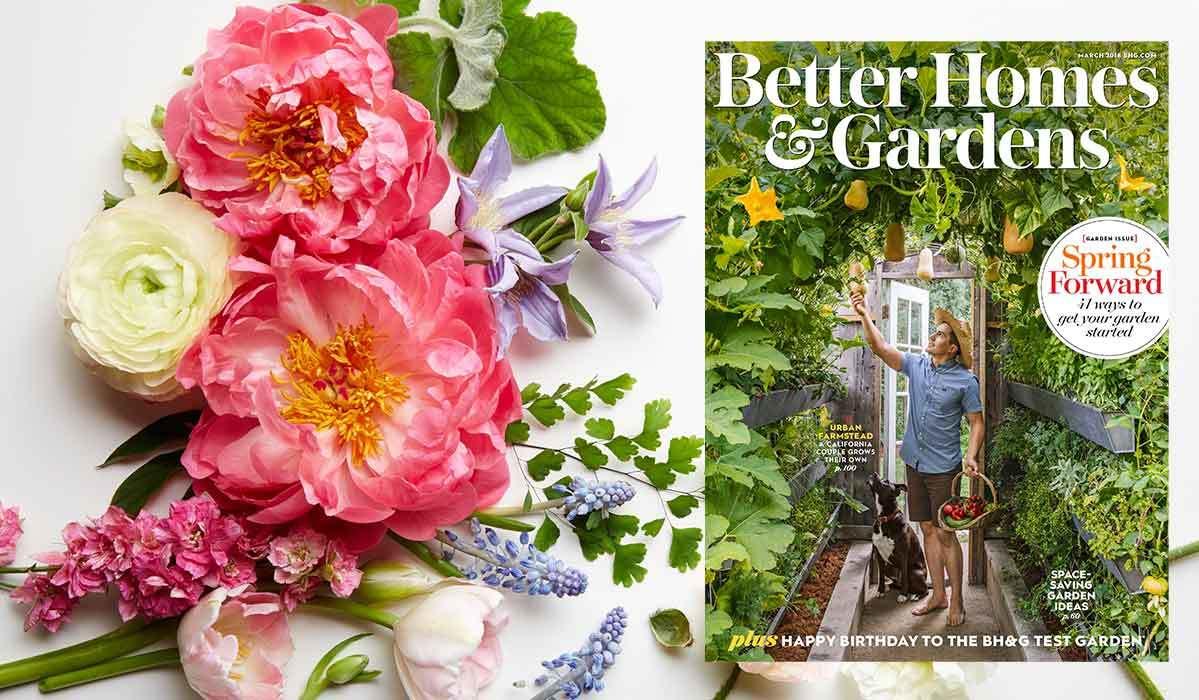Inspiredbetter Homes & Gardens Magazine – March 2018 Issue Inside Editorial Calendar Better Homes And Gardens