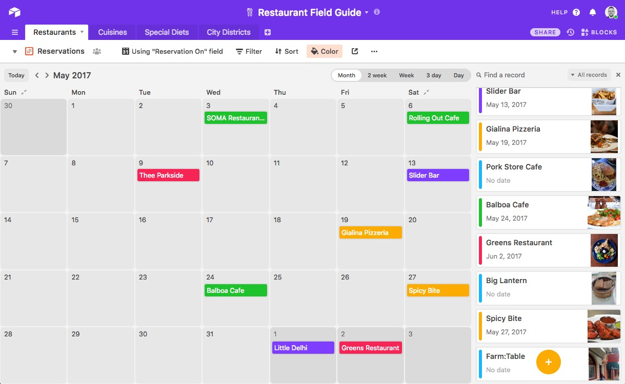 Integrating Airtable With External Calendar Applications Within Convert Excel To Calendar View