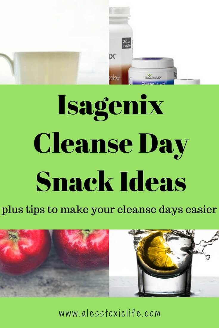 Isagenix Cleanse Day Directions, Tips & Printable Tracker - With Isagenix Cleanse Day Schedule Printable