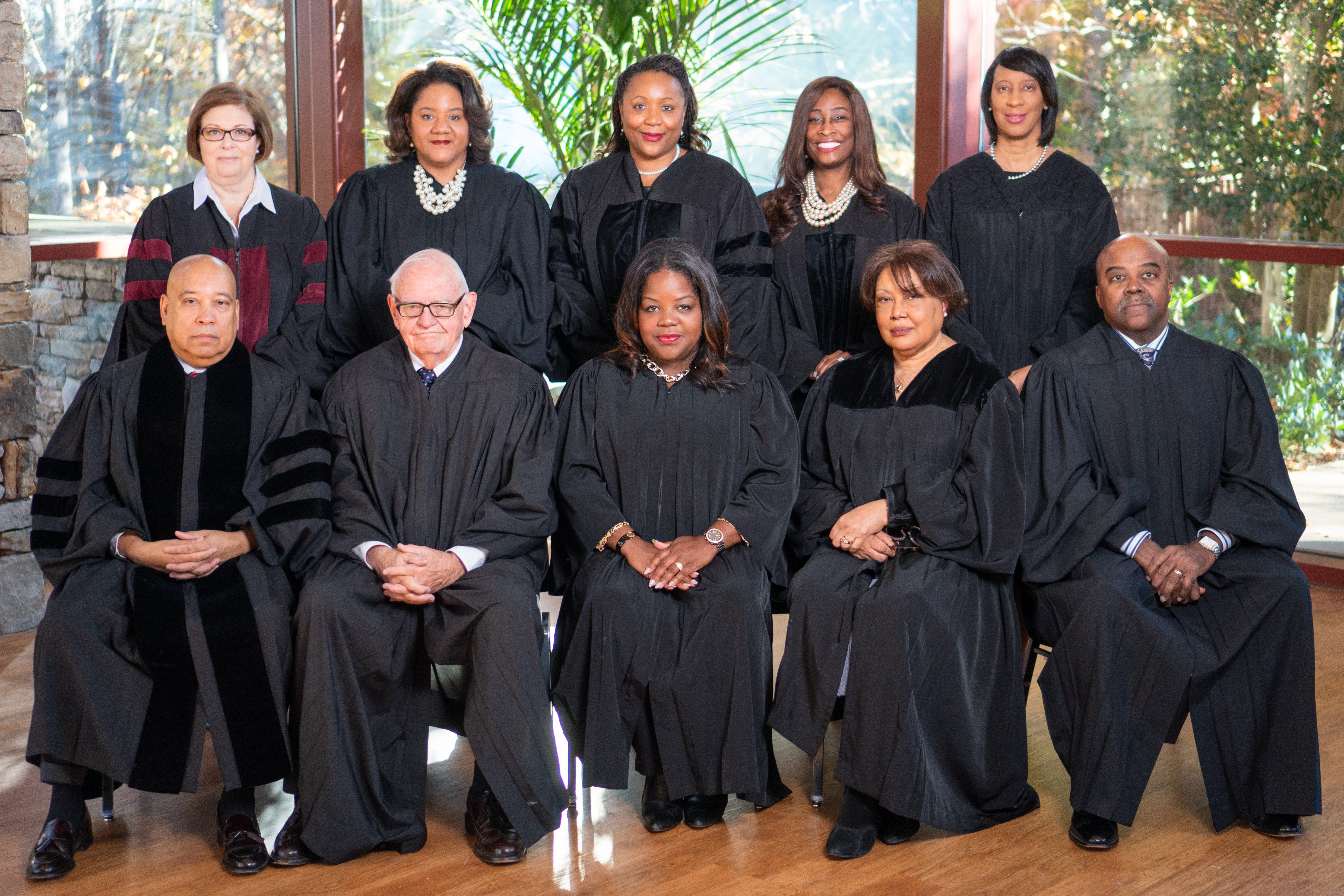 Judges With Superior And District Court Calendars