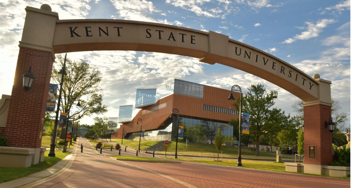 Kent State University, University Of Akron Suspend In Person Within Akron University Spring Break 2020