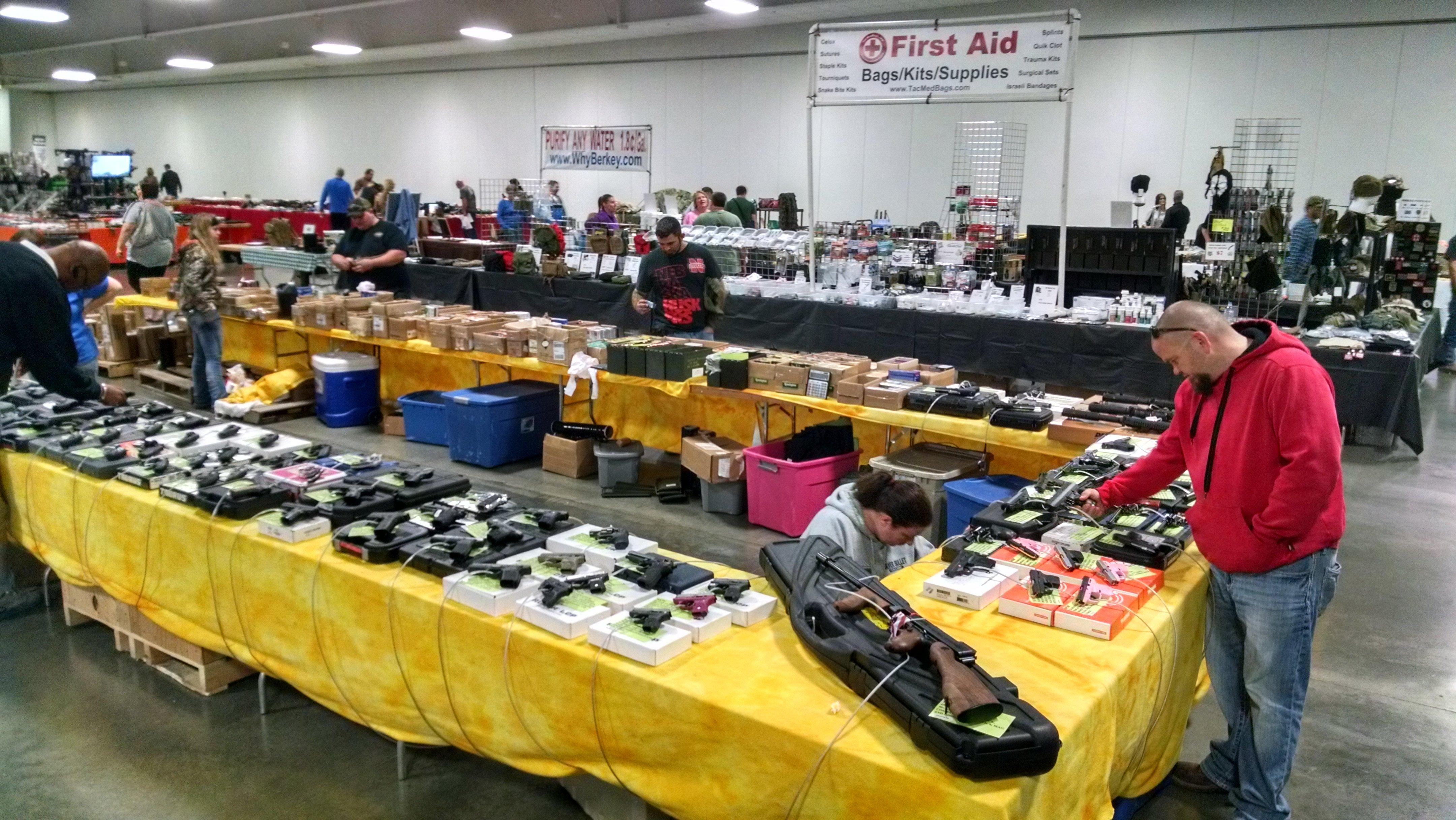 Kingsport, Tn – Gun & Knife Show – Rk Shows – Nov 2 3 Regarding Meadowview Convention Center Events Calendar